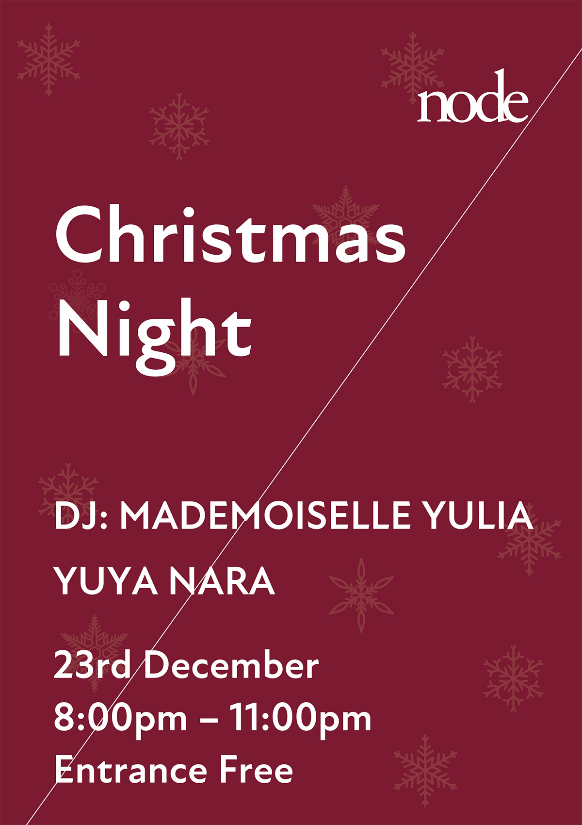 Christmas Night at node